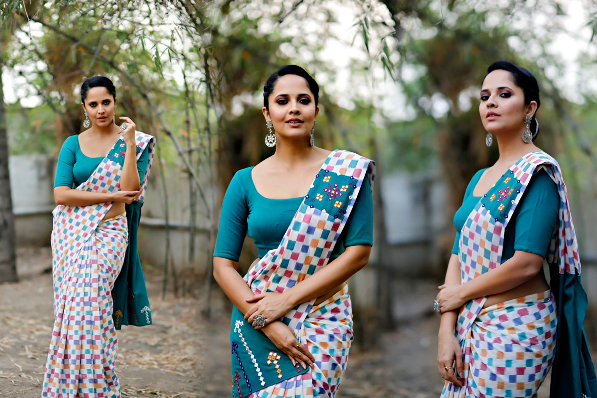 Anchor Anasuya Bharadwaj New Photoshoot Stills