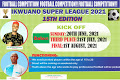 We Can Empower Our Youths Thru Sports  - Nwaka