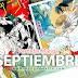 📌 Portadas Manga Alusivas de SEPTIEMBRE 🇲🇽 ¡Viva México y los mangas! 🇲🇽
