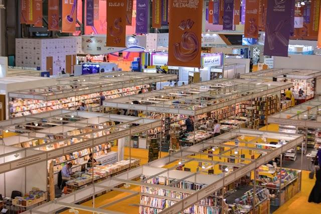 """""""الشارقة الدولي للكتاب"""" يسجل تاريخاً جديداً بنجاح كبير لأول معرض دولي في العالم يعقد على أرض الواقع خلال فترة (كوفيد19)"""