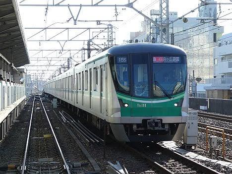【ダイヤ改正で新登場!】急行 向ヶ丘遊園行き16000系