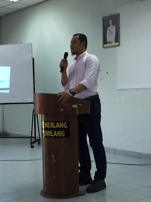seminar kerjaya Diploma Gas