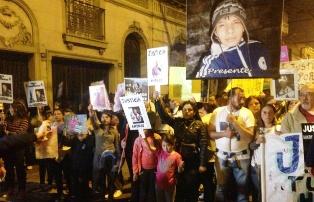 Nuevas marchas en Rosario y Santa Fe por mayor seguridad se dieron anoche