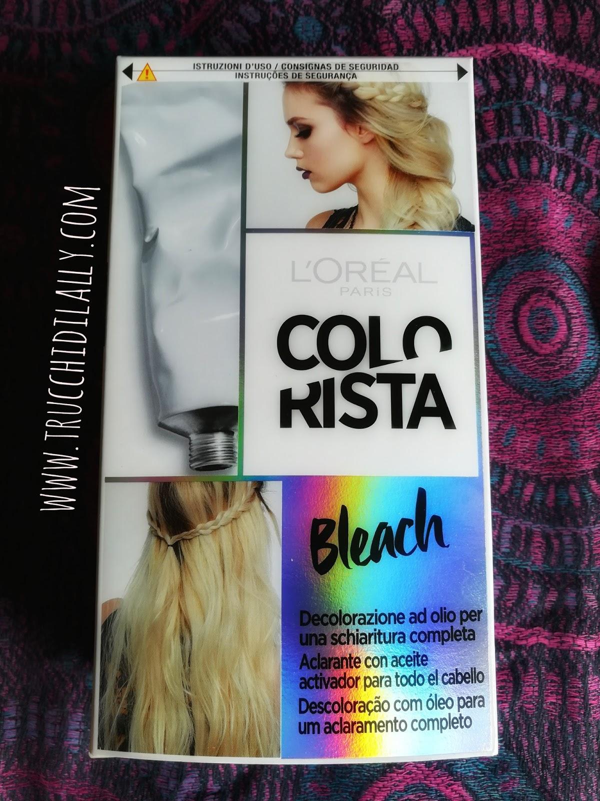 I Trucchi Di Lally Bleach Decolorazione Di L Oréal
