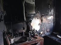 26 мая 2021 года произошёл пожар в муниципальном многоквартирном жилом доме по улице Белинского