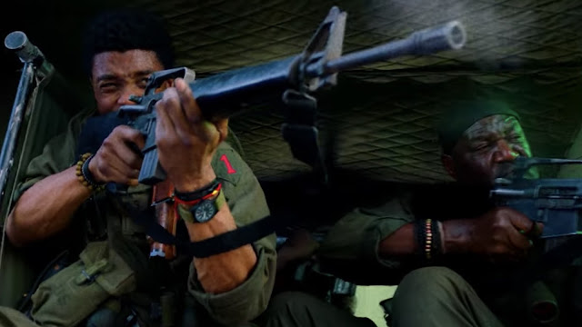 Delroy Lindo Chadwick Boseman Spike Lee   Da 5 Bloods Netflix