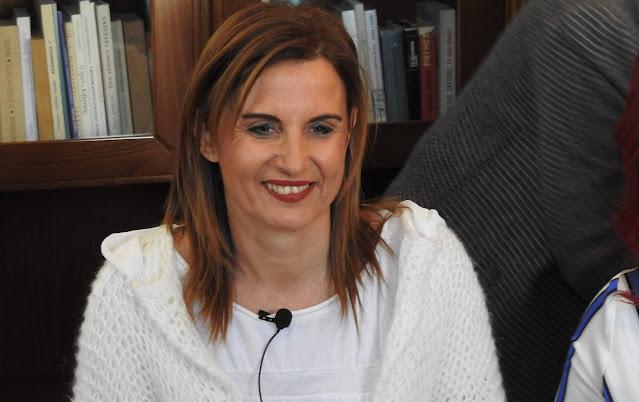 Μαρία Ράλλη: Συνομιλίες για  συνδιοργάνωση επετειακών εκδηλώσεων με το Πανεπιστήμιο στο Ναύπλιο