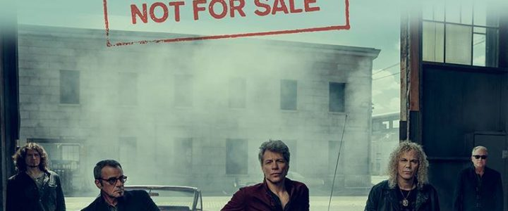 Bon Jovi añade dos canciones inéditas a su álbum 'This House Is Not For Sale'