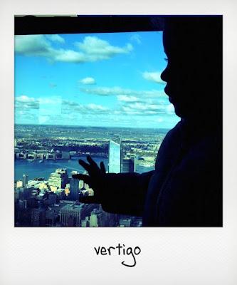 Piccolè a 2 anni a New York sul grattacielo Rockefeller center
