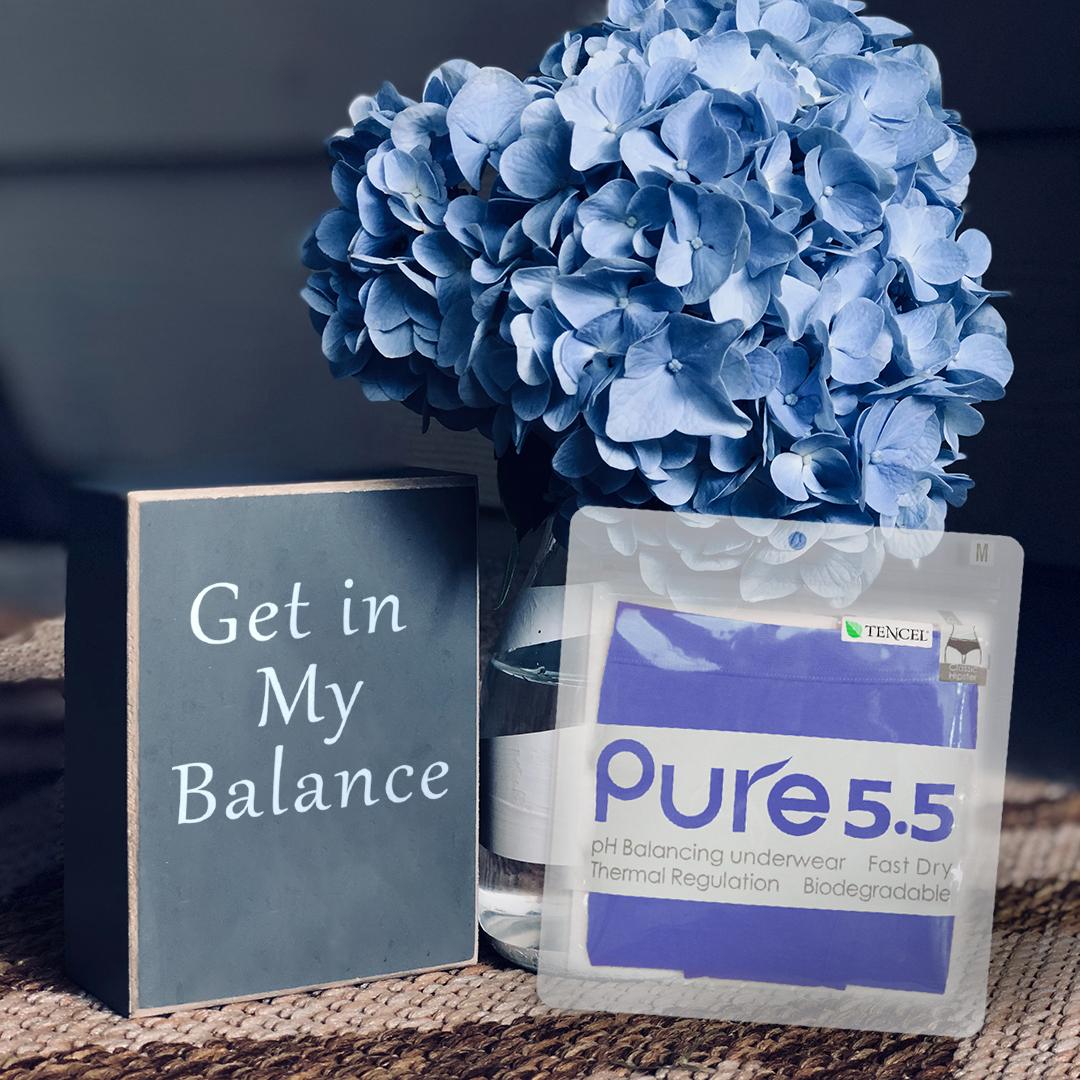 aPure Pure55 pH Balancing Underwear - BlackFriday Shopping Guide
