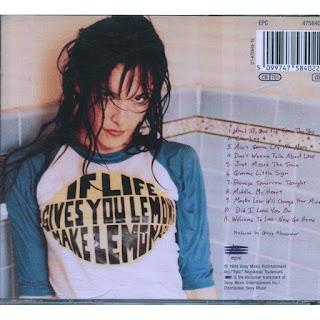 En lysande uppmaning... på omslaget till ett lysande album...