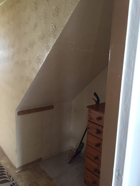 diy under the stairs cupboard