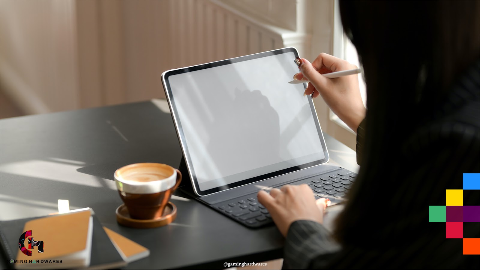 كمبيوتر لوحي واي فاي
