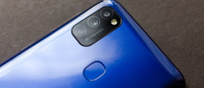 Samsung Galaxy F12 di Indonesia