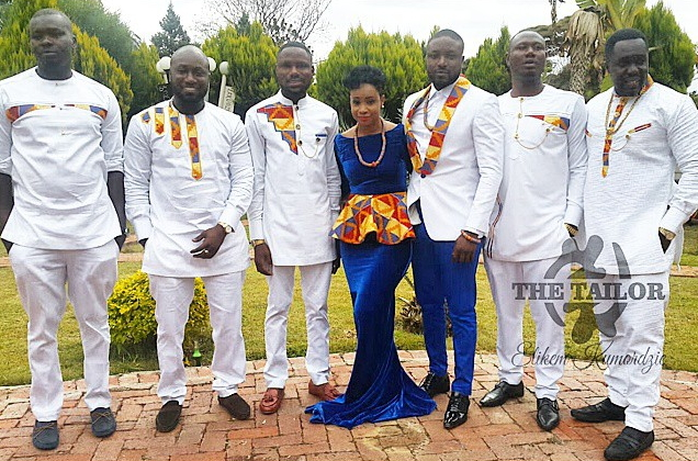 elikem pokello wedding pictures