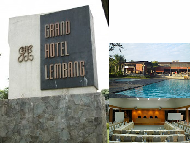 Grand Hotel Lembang - 15 TEMPAT OUTBOUND LEMBANG BANDUNG (UPDATE) - ZONA ADVENTURE