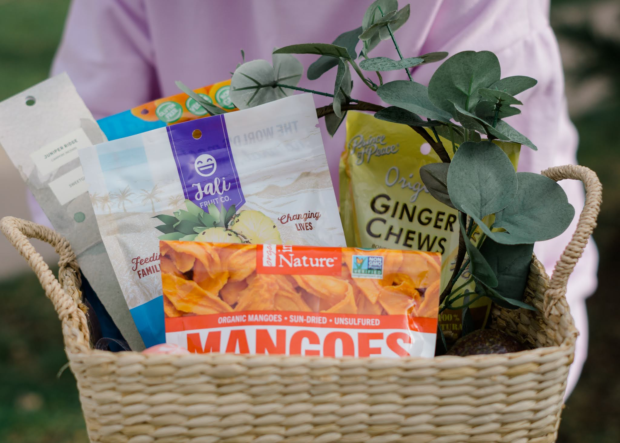 Favorite dried fruits and healthy candy to eat as a vegan