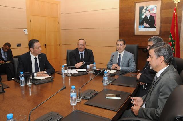 لقاء وزاري برئاسة رئيس الحكومة بمقر وزارة التربية الوطنية حول واقع العملية التربوية
