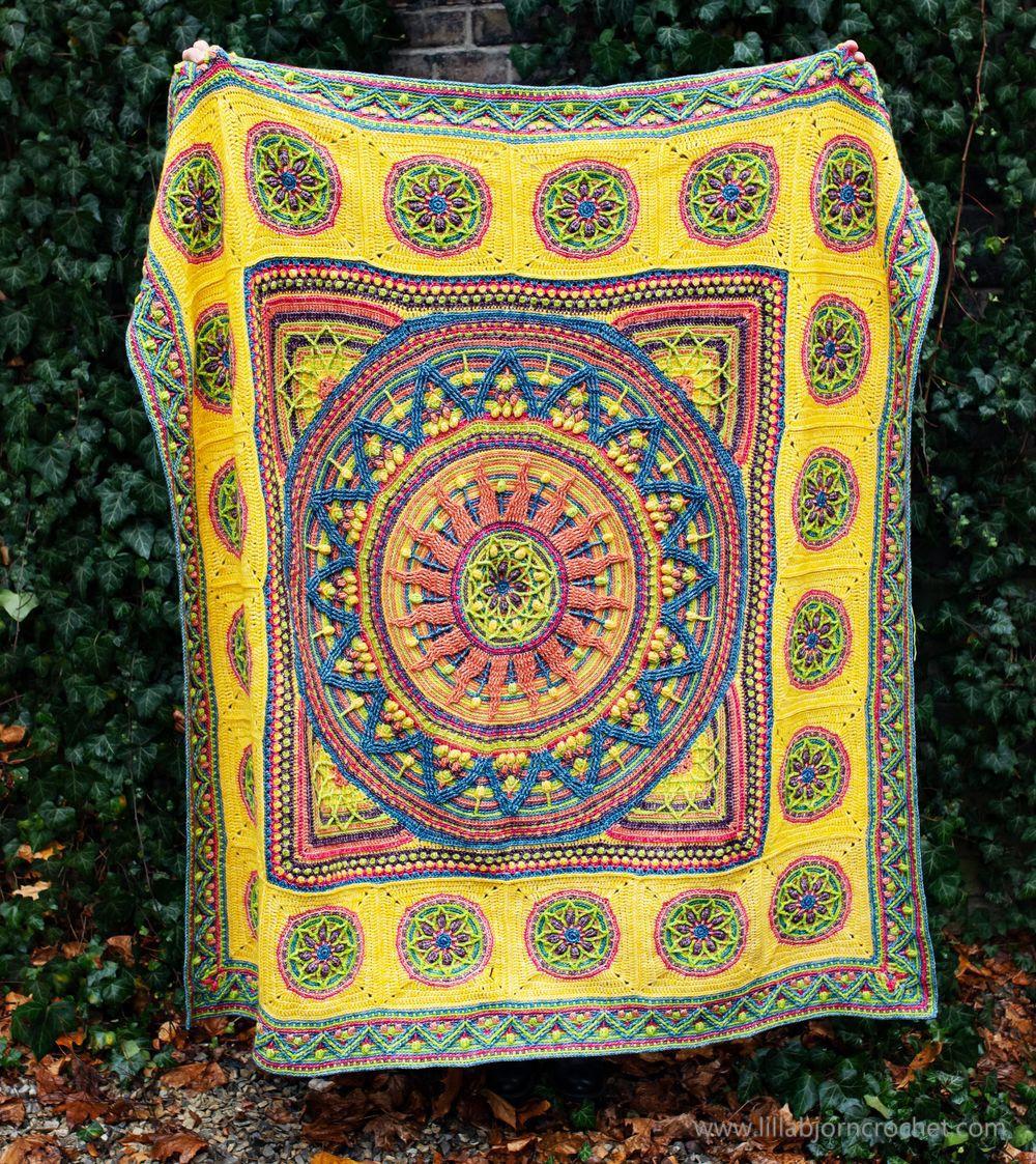 Ravelry: kawaii sun and world crochet pattern pattern by Renske de ... | 1123x1000