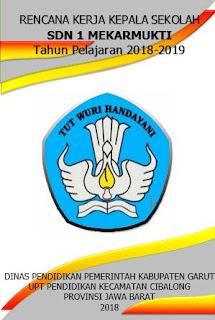 Contoh Rkt Smp : contoh, Contoh, Rencana, Kerja, Tahunan, (RKT), Sekolah