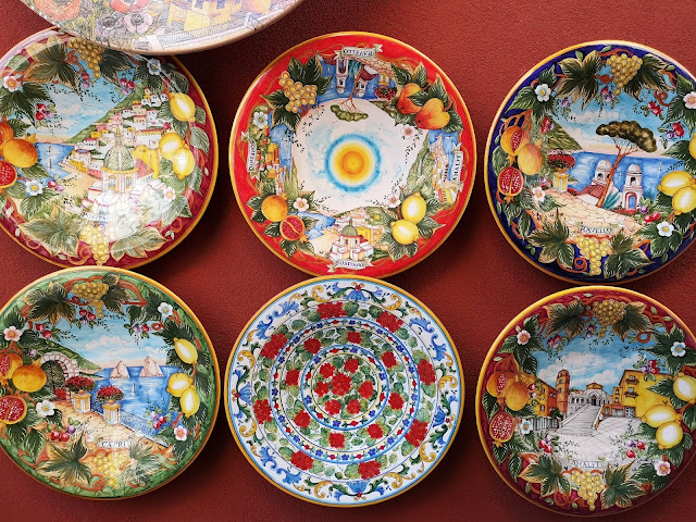 ceramiche di positano