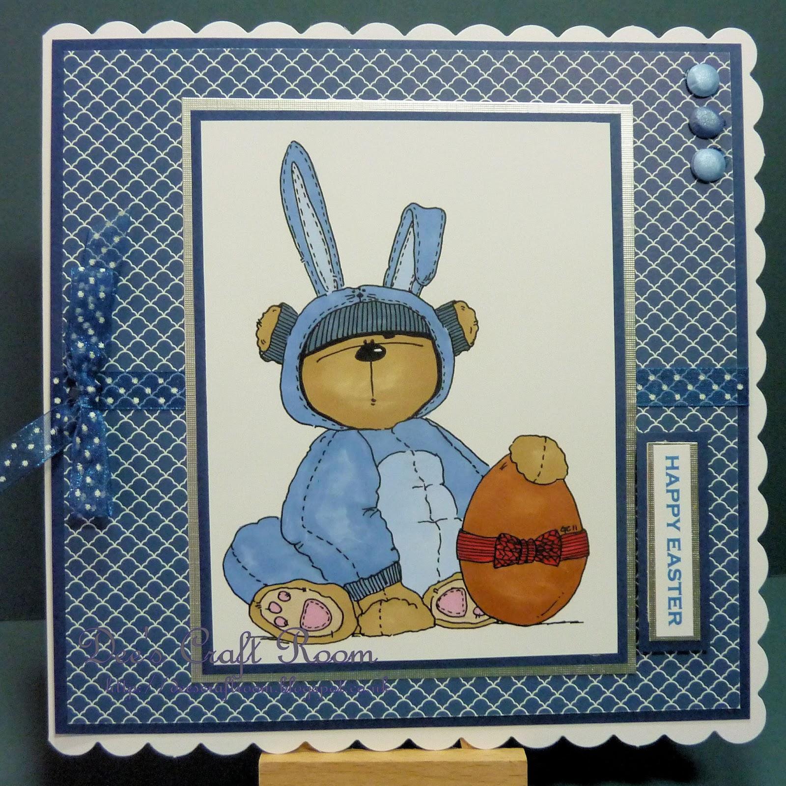 Easter Bunny Bo Take Ii on Hello Bloggers Last Couple Of Weeks I