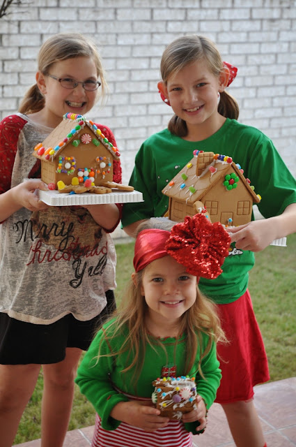 gingerbread houses, holidays