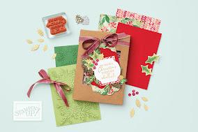 August - December Mini Catalogue