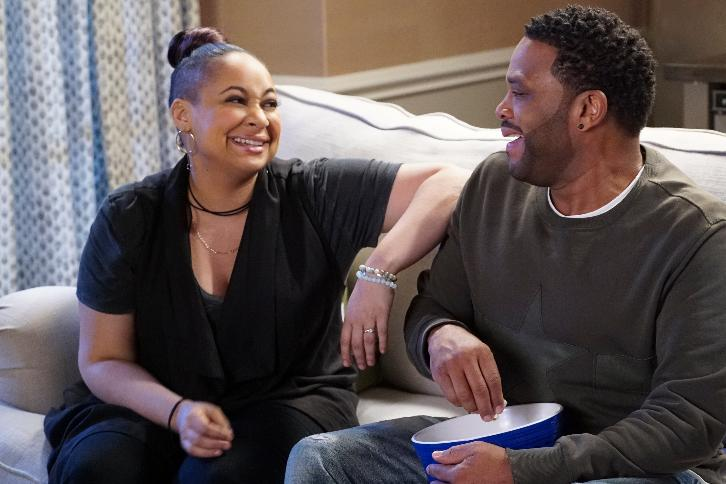 Black-ish - Episode 3.20 - What Lies Beneath - Promotional Photos & Press Release