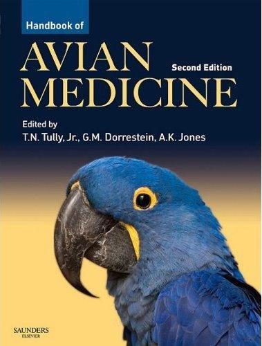 Handbook of Avian Medicine 2nd Edition - WWW.VETBOOKSTORE.COM