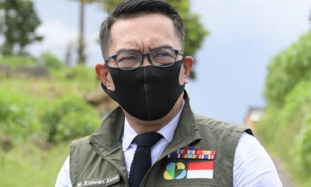 Bakal Calon Pasangan Kepala Daerah Tak Indahkan Prokes, Kang Emil Ditegur Kemendagri