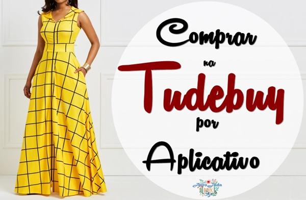 Comprar na Tidebuy por Aplicativo