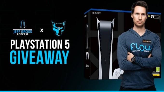 Sorteio de um PlayStation 5 ou $ 1.000 dólares