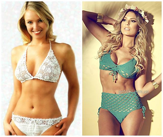 Patterns for Bikinis