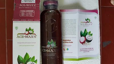 ACE MAXS - Obat Herbal Terbaik Masa Kini - Ampuh & Manjur