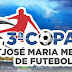 Copa José Maria Melo lança 3ª edição com nova categoria