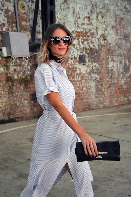 Australian fashion week 2016 street style