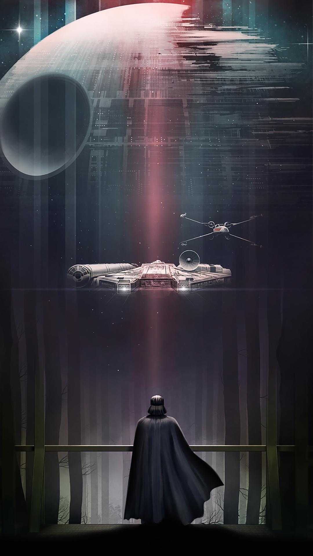 Star Wars mobile wallpaper