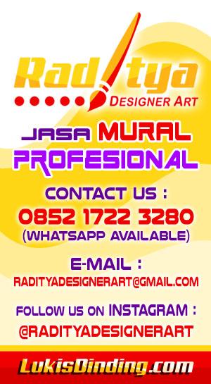 Harga Jasa Mural