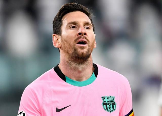 برشلونة - خطة مانشستر سيتي المجنونة للتعاقد مع ميسي