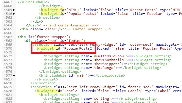 How To Make Fixed Sticky Sidebar In Blogger