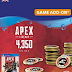 Apex Legends 4350 Coins PS4 (UK)