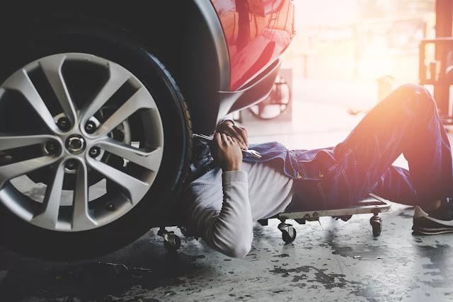Fuites d'huile sur ma voiture