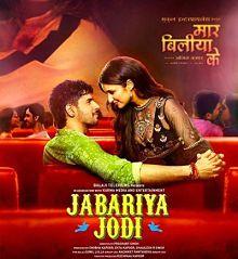 Sinopsis pemain genre Film Jabariya Jodi (2019)