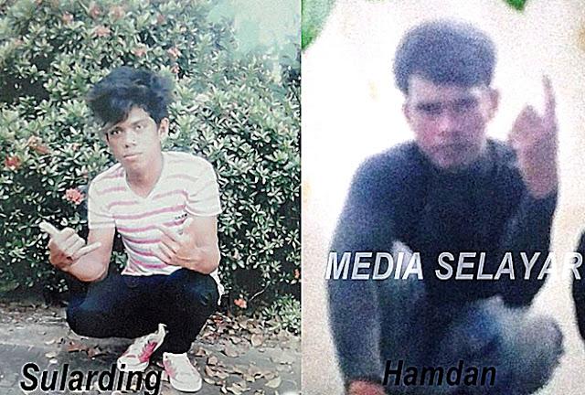 Ini Fhoto, Kedua Warga Selayar ,Yang Diduga Diculik Abu Sayyaf