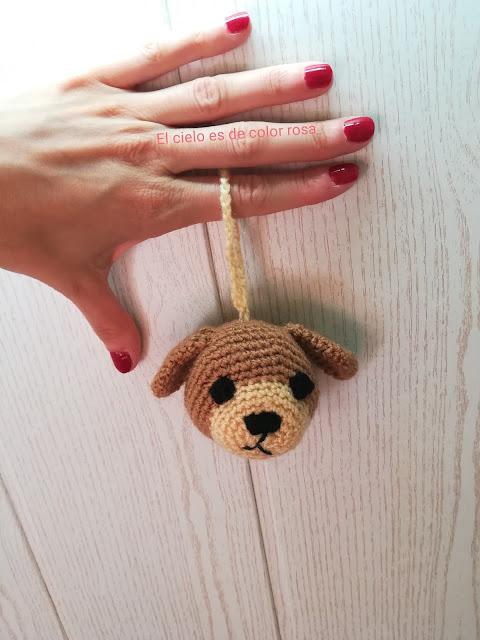 llavero-perro-crochet