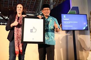 Pemkot Bandung dan Facebook Luncurkan Program Boost Your Business