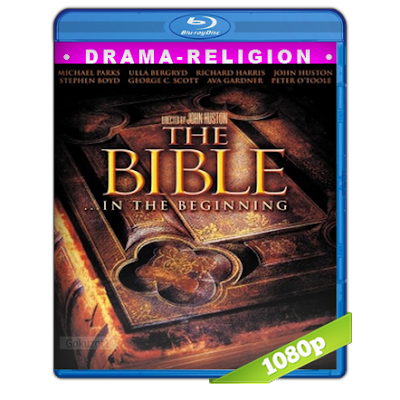 La Biblia (1966) BRRip Full 1080p Audio Trial Latino-Castellano-Ingles 5.1