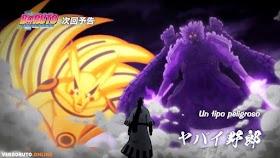 Boruto: Naruto Next Generations Capítulo 204 Sub Español HD