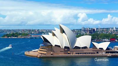 ซิดนีย์ โอเปล่าเฮ้าส์ ออสเตรเลีย